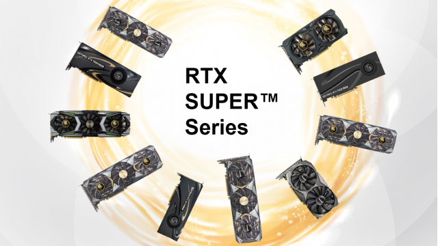 Manli GeForce® RTX SUPER™ Series